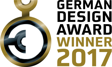 Logo German-design-award 2017