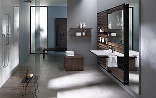 Hochwertige badmöbel und design bäder burgbad