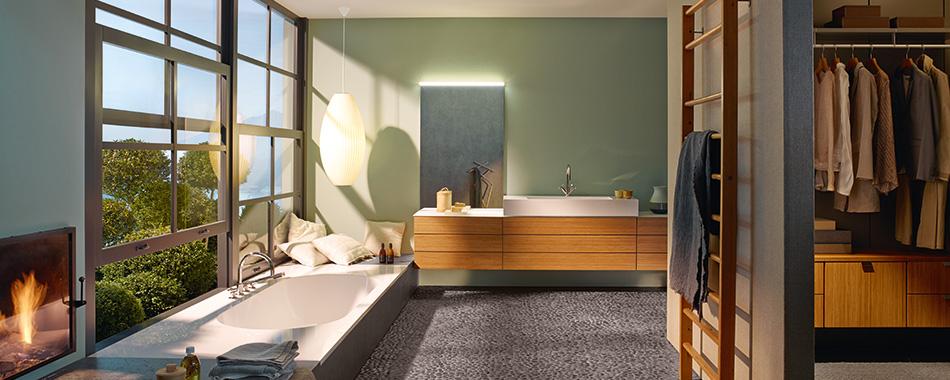 Badmöbel und Badideen zur individuellen Badgestaltung | Burgbad