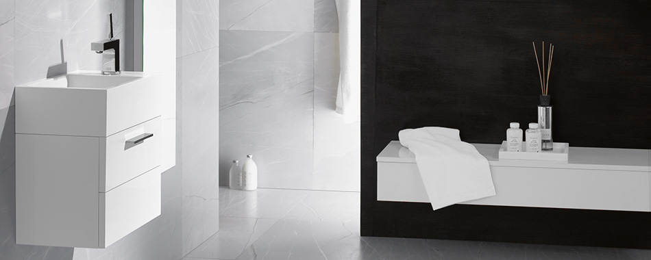 """Solutions for guest bathrooms. """""""