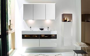 Premium bathroom furniture, designer and luxury bathrooms | Burgbad