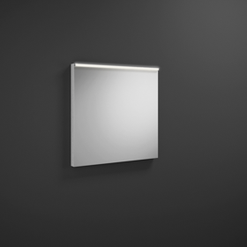 Mirror With Horizontal Led Light Sigz065 Bathroom Furniture Serie