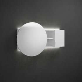 Mirror Cabinet Spik120 Bathroom Furniture Serie Coco