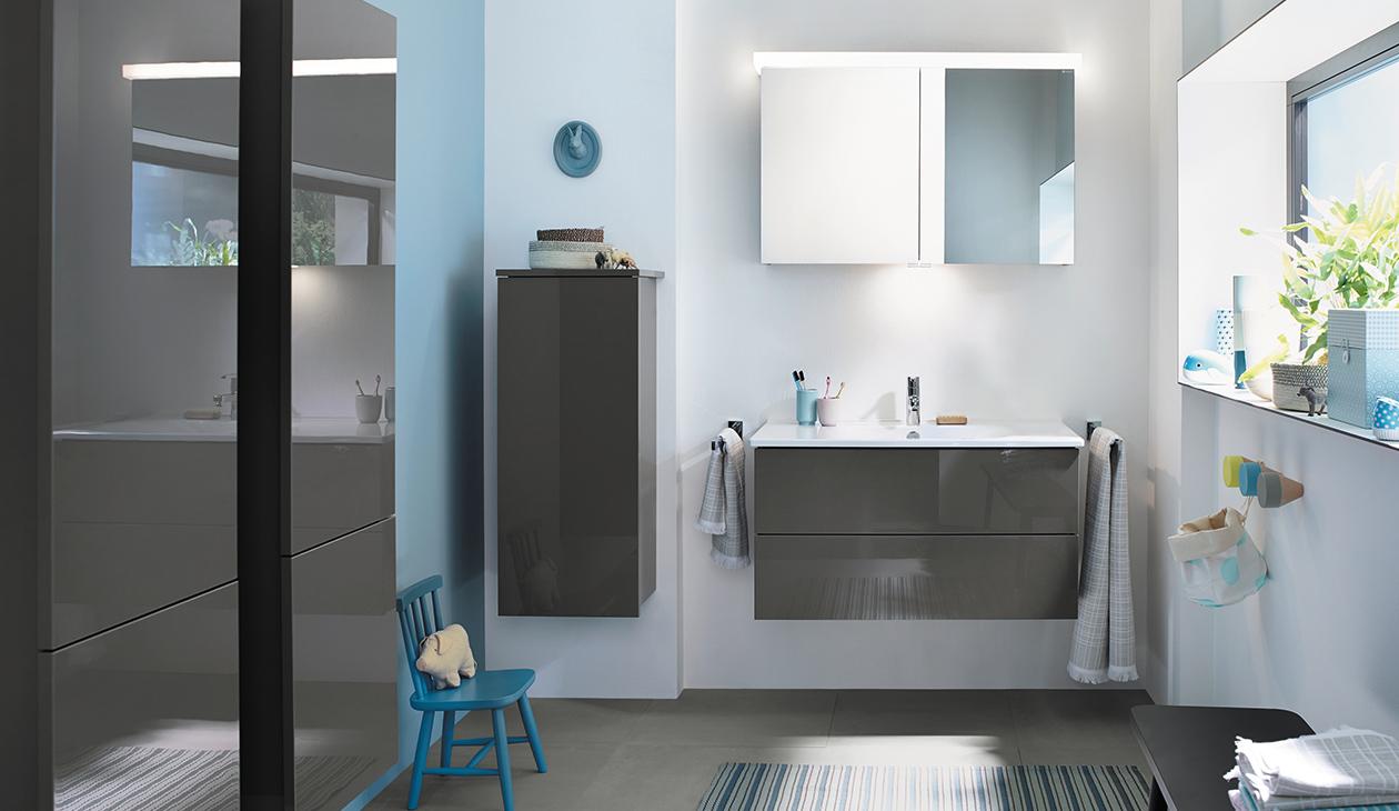 Bathroom Furniture Serie Essento Burgbad