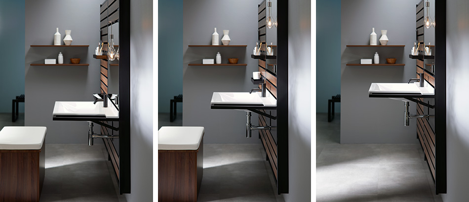 Badausstellung Berlin premium bathroom furniture designer and luxury bathrooms burgbad