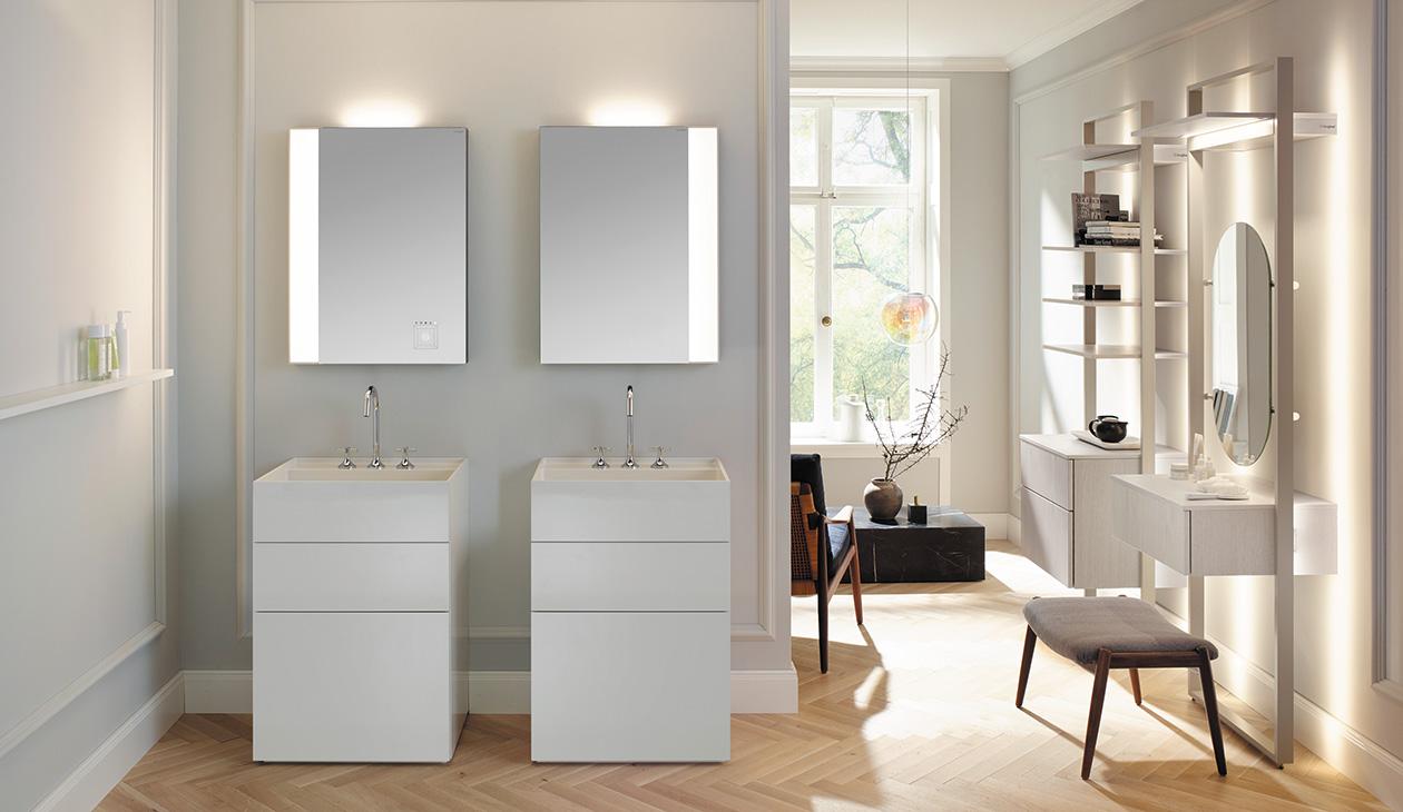 Meubles de salle de bains, salles de bains design et de luxe  Burgbad
