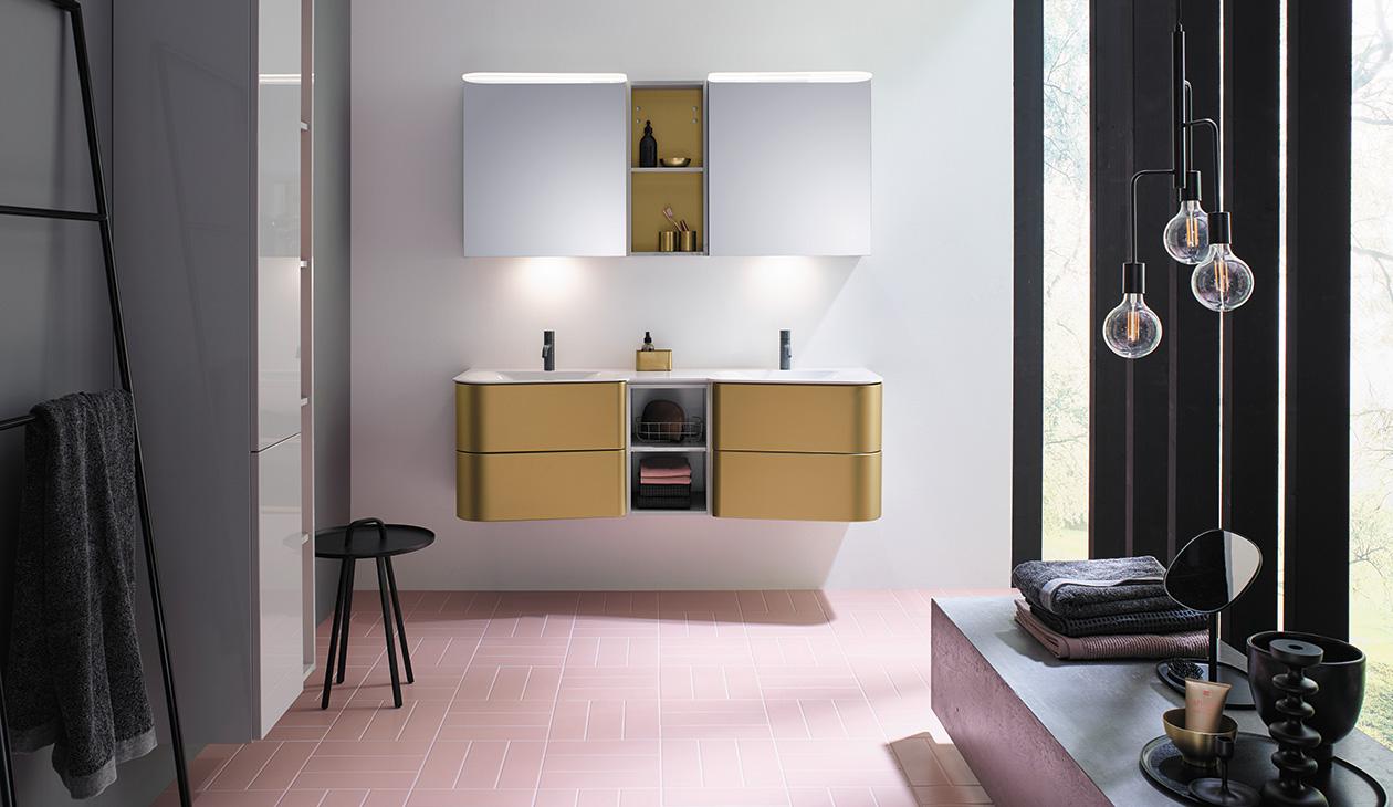 Meubles de salle de bains, salles de bains design et de luxe ...