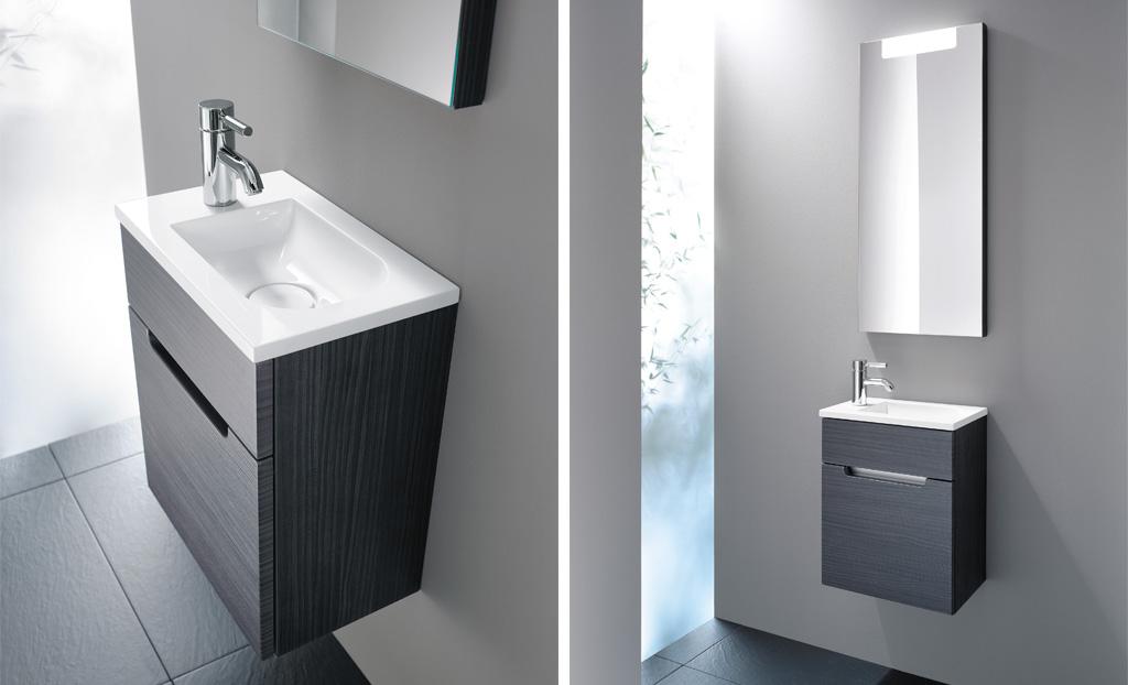 g ste wc waschbeckenunterschrank waschbecken mit. Black Bedroom Furniture Sets. Home Design Ideas