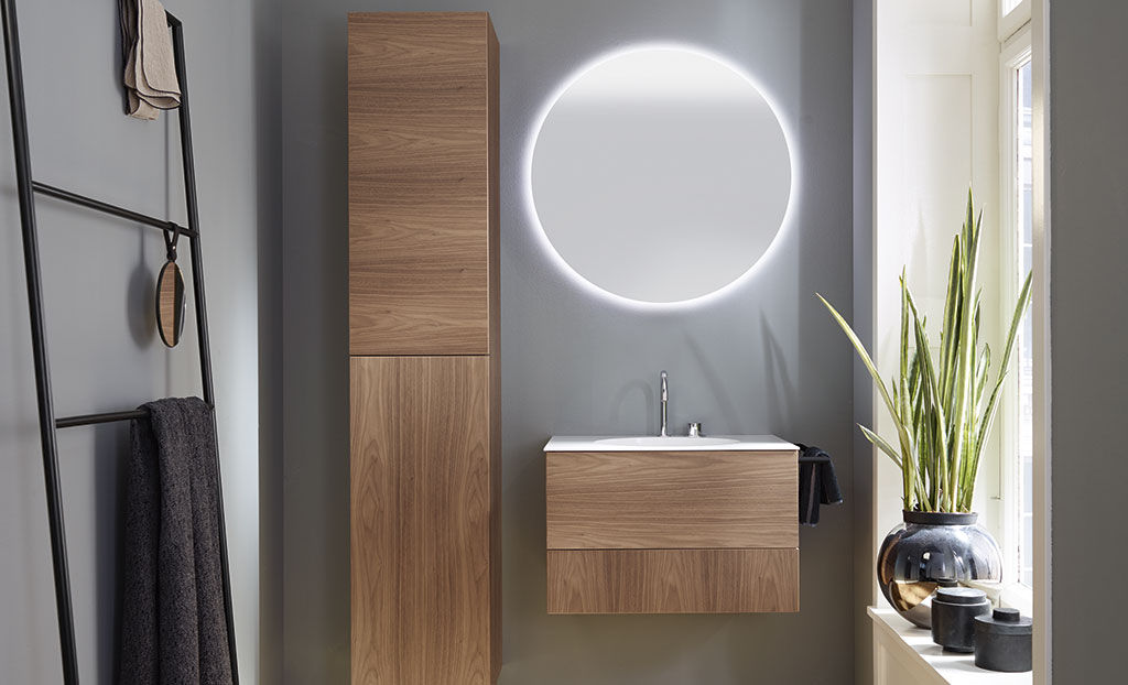 Bathroom Furniture Serie Coco Burgbad