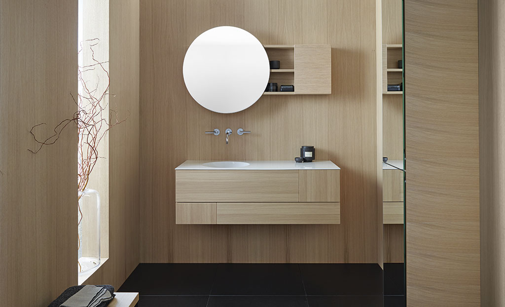 meubles de salle de bain s rie coco burgbad. Black Bedroom Furniture Sets. Home Design Ideas