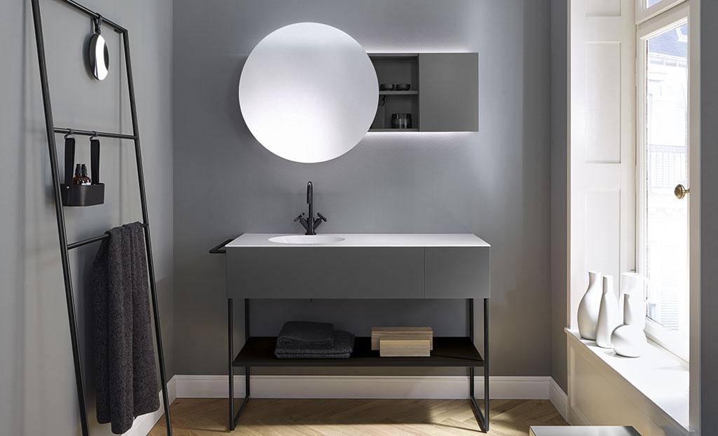 badm bel serie coco burgbad. Black Bedroom Furniture Sets. Home Design Ideas
