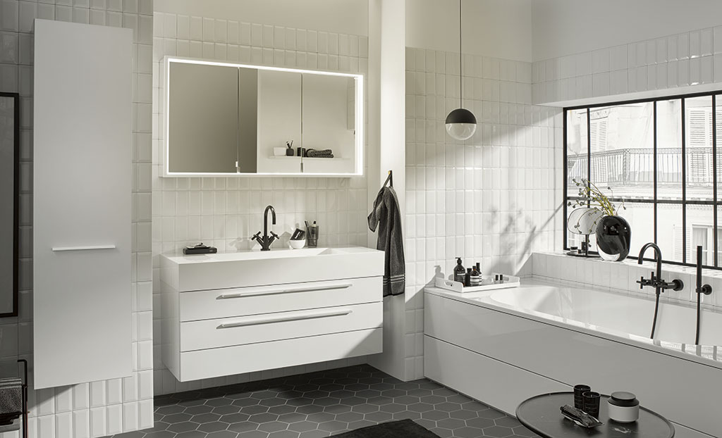 badm bel serie crono burgbad. Black Bedroom Furniture Sets. Home Design Ideas