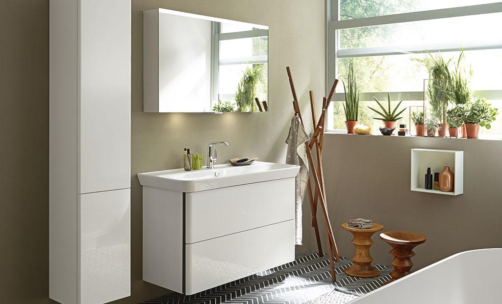 bathroom furniture serie iveo burgbad. Black Bedroom Furniture Sets. Home Design Ideas