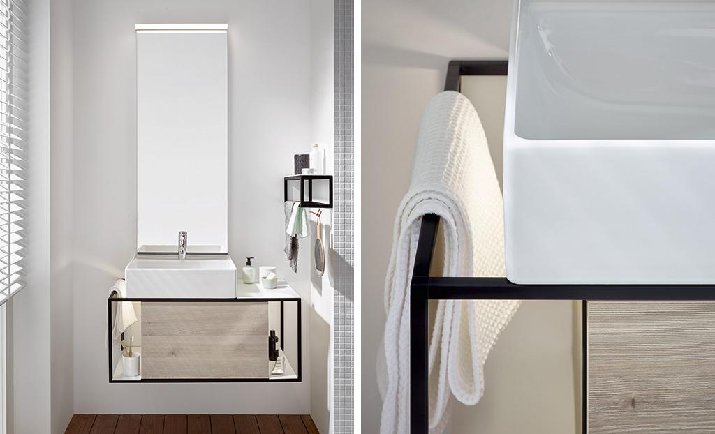 badm bel serie junit burgbad. Black Bedroom Furniture Sets. Home Design Ideas