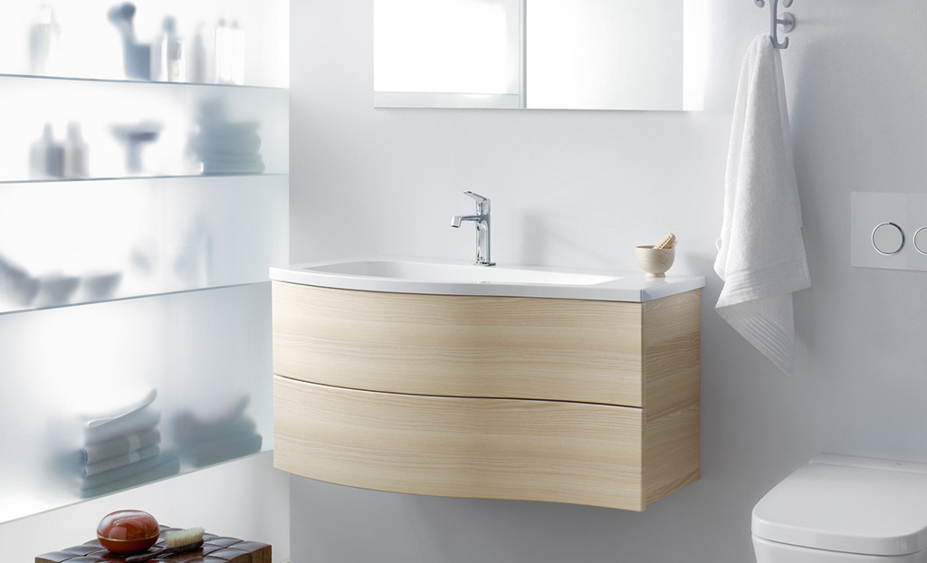 Badm bel serie sinea burgbad - Burgbad salle de bain ...
