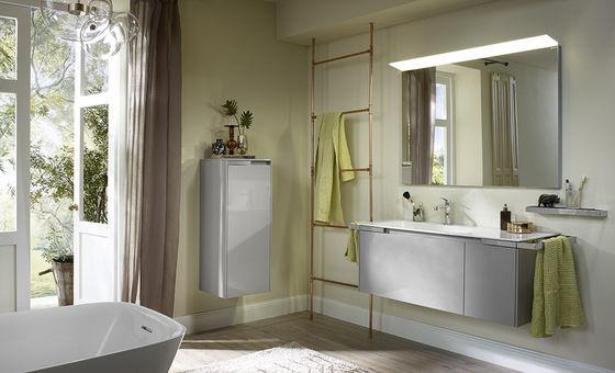 Badm bel serie yso burgbad for Showroom salle de bains paris